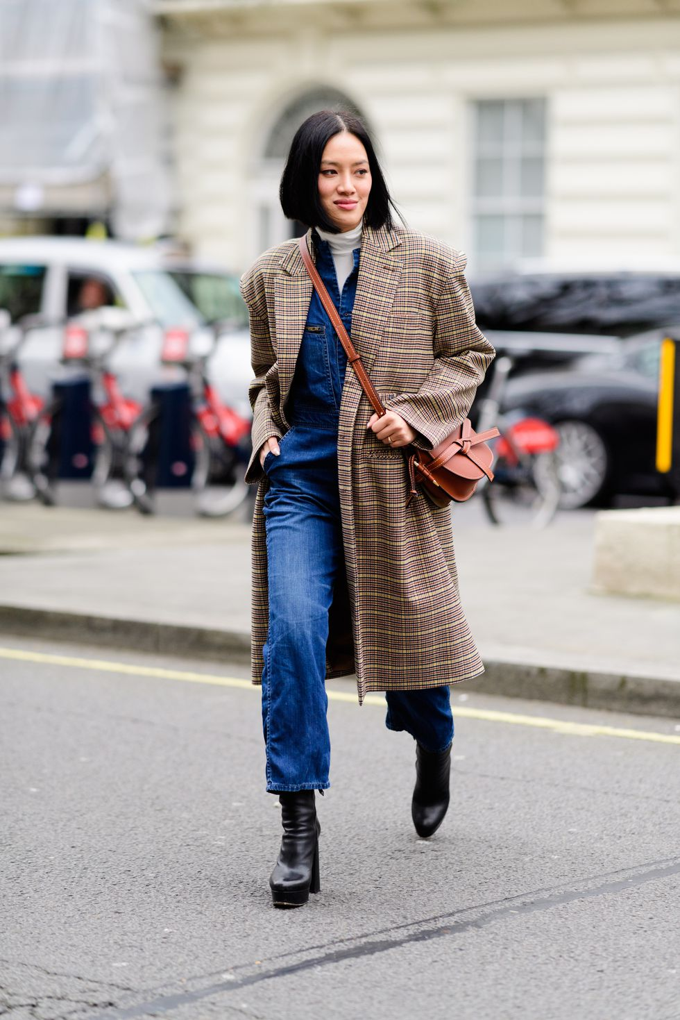 Lo Mejor Del Street Style Del London Fashion Week The