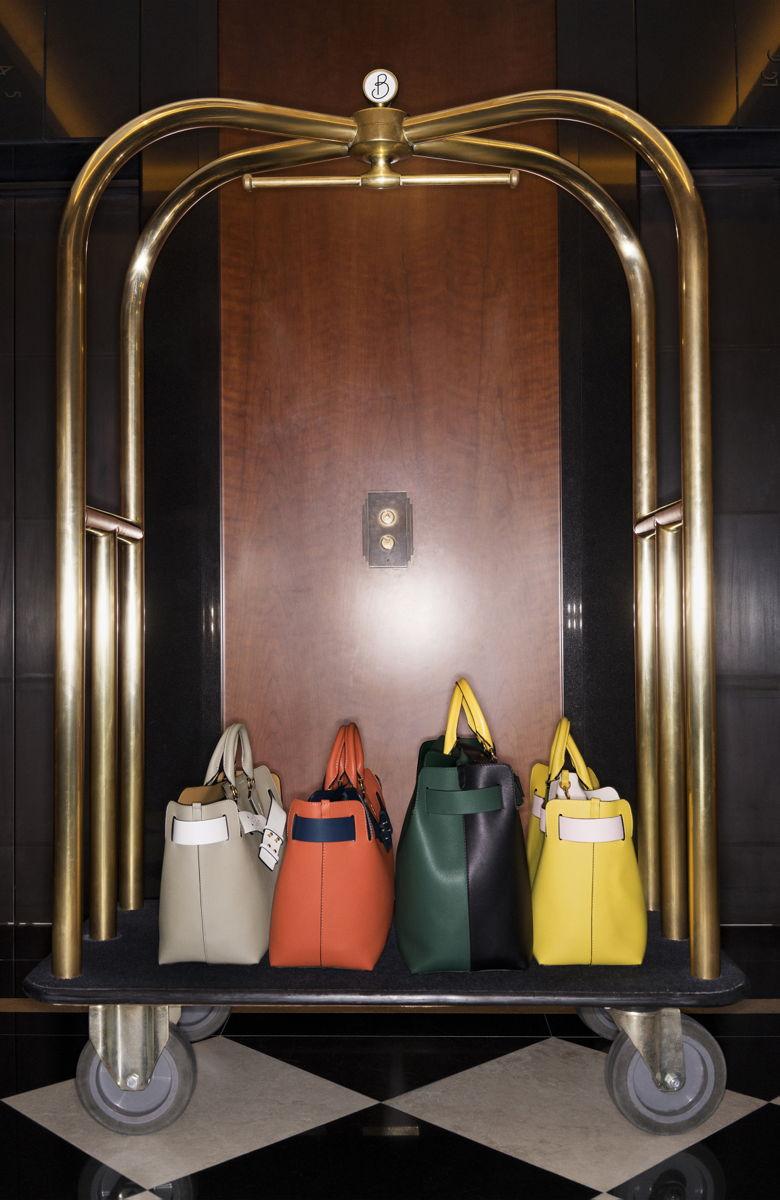 Burberry Belt Bag Quartet