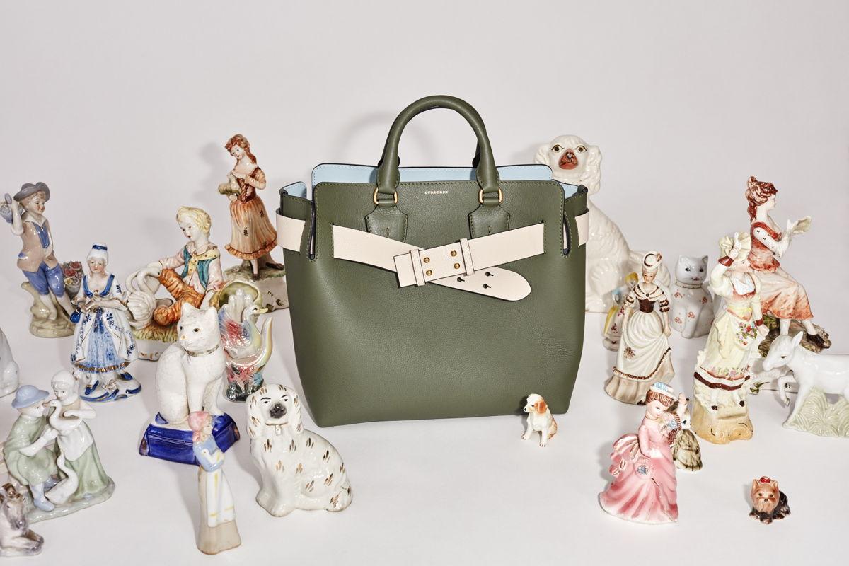 Olive Belt Bag
