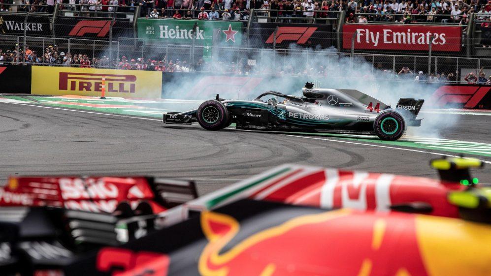 F1 México con Moët Chandon