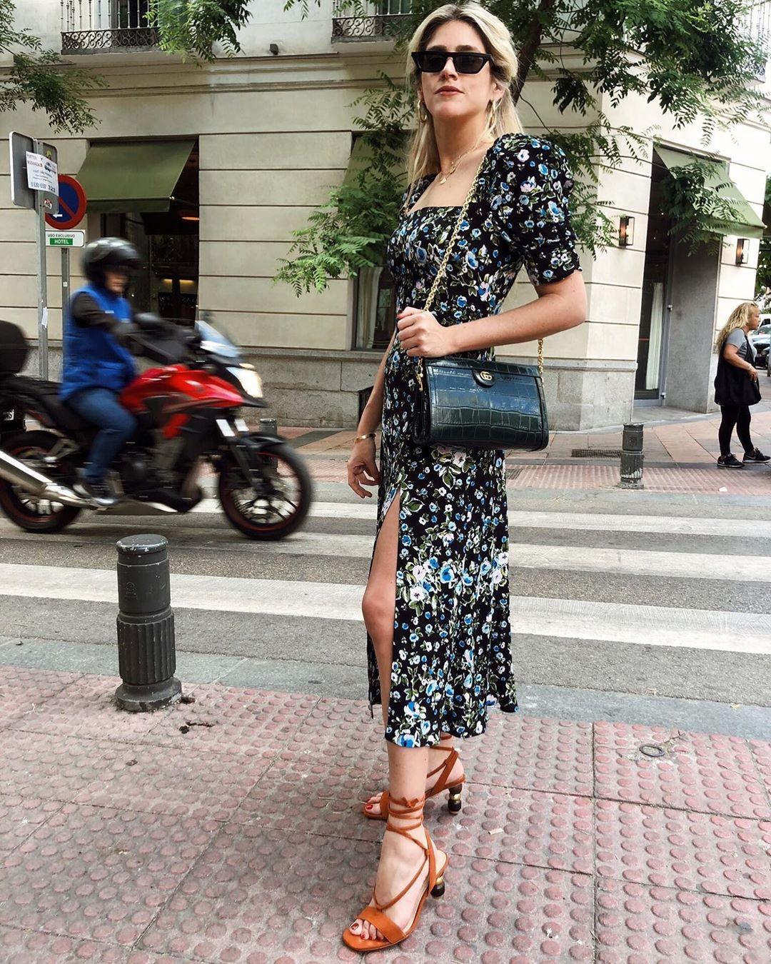BLACK & BLUE IN MADRID