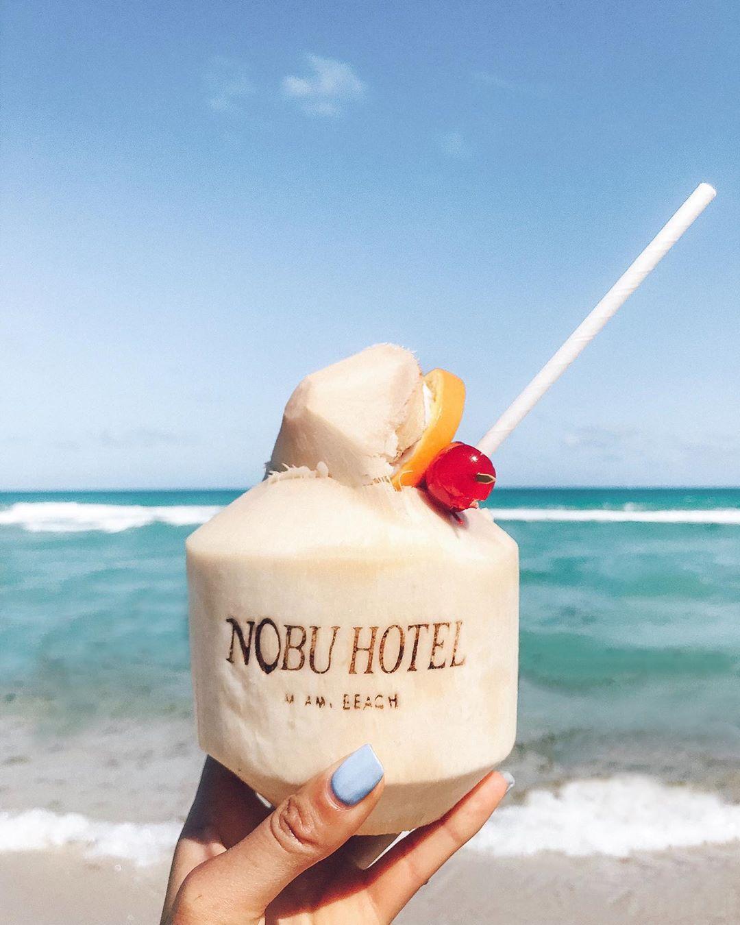 NOBU DAYS IN MIAMI
