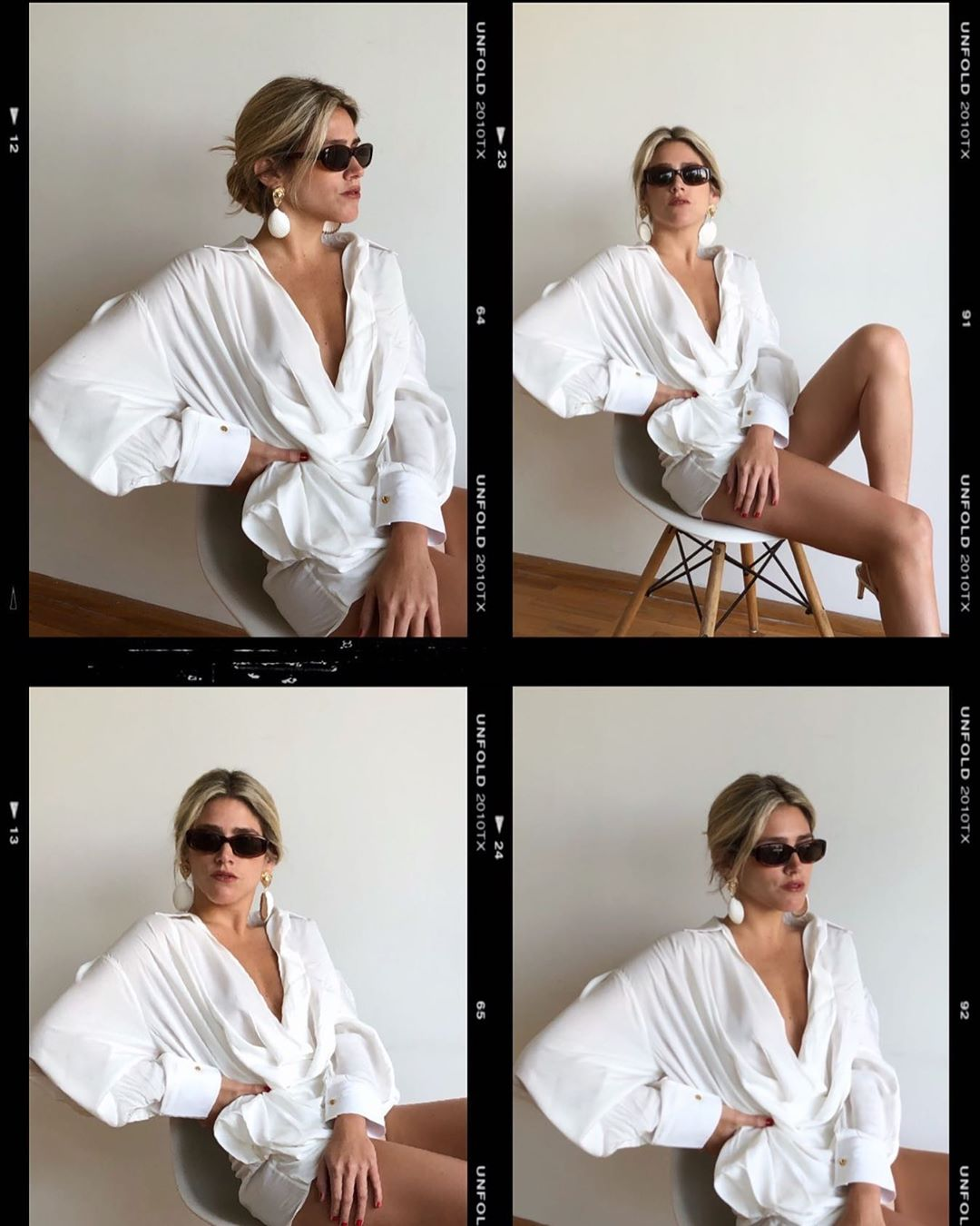 WHITE WITH JACQUEMUS